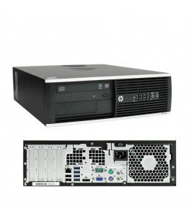 REF-HP0072M2 - PC Desktop rigenerato HP Elite 6300 - Processore Intel Core i5-3470 - RAM 8 GB - SSD 240 GB