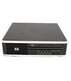REF-HP0108 - Pc desktop rigenerato HP ELITE 8300 USDT - Intel Core i5 3470S - RAM 4GB - HDD 320 GB