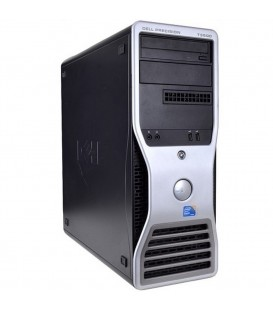REF-DELL0031 - Workstation rigenerata DELL PRECISION T3500 - Intel Xeon W3680 - RAM 12 GB - HDD 1 TB