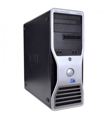 REF-DELL0031 - Workstation rigenerata DELL PRECISION T3500 - Intel Xeon W3680 - RAM 12 GB - HDD 1 TB