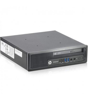 REF-HP0143 - Pc rigenerato HP 800 G1 UPD - Intel Core I7 4770 - RAM 8 GB - SSD 480 GB