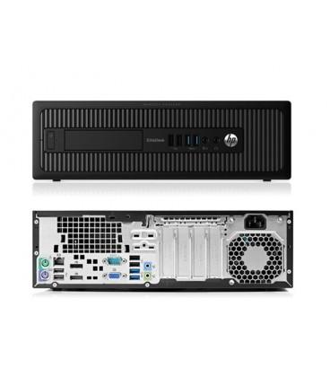 REF-HP0121N - PC rigenerato HP 800 G1 SFF - Processore Intel Core i5-4570 - Memoria RAM 8GB SSD 240GB
