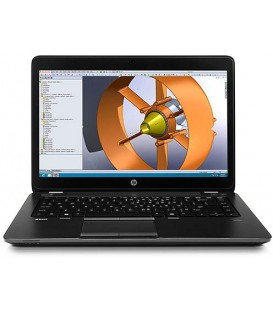 "REF-HP4041DN - NOTEBOOK rigenerato HP ZBOOK G2 - Display 15,6"" - Processore Intel Core I7-4910HQ - Memoria 16GB SSD 240GB"