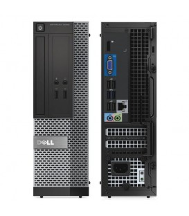 REF-DELL0039MW - PC desktop rigenerato DELL OptiPlex 3020 SFF - Intel Core i5-4XXX