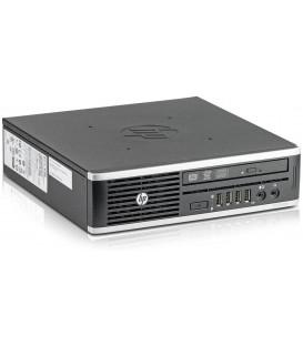 REF-HP0154MW - PC desktop rigenerato HP 8300 USDT - Intel Core i3-3220 - Ram 8 GB - HDD 320GB - Windows 10 Pro UPD