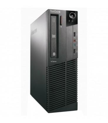 REF-LEN0059MW - PC desktop rigenerato LENOVO M82 SFF - Intel Core i5-3330S - Ram 8 GB - 250 GB + 256 GB SSD - Windows 10 Pro UPD