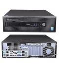 REF-HP0121MW - PC Desktop rigenerato HP 800 G1 SFF - Intel Core i5-4570