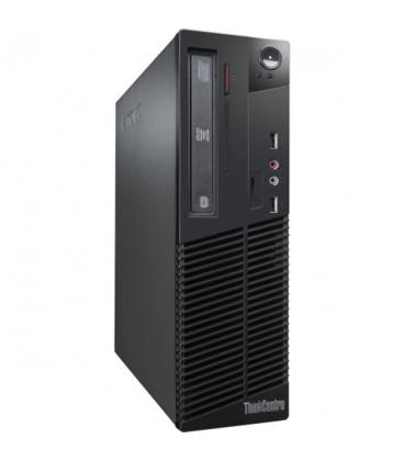 REF-LEN0057MW - Pc rigenerato Lenovo M82 SFF - Intel Core i3-3220