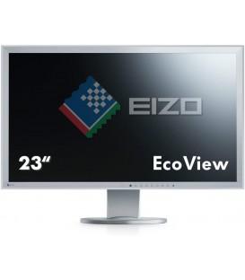 "REF-EIZO002 - Monitor 23"" EIZO EV2316W Rigenerato Bianco - Full HD LED"