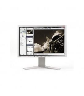 """REF-EIZO003 - Monitor 22"""" EIZO S2202W Rigenerato Bianco - 1680 x 1050"""