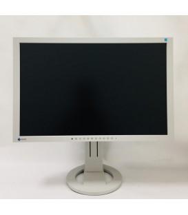 """REF-EIZO004 - Monitor 24"""" EIZO S2433W Rigenerato Bianco - 1920 x 1200"""