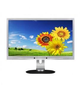 """REF-PHI8004 - Monitor 22"""" PHILIPS 220P4L Rigenerato Bianco - 1680 x 1050"""